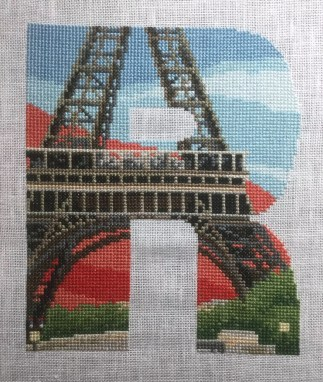 Paris by Country Threads