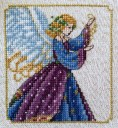 Petite Christmas Angels (round robin) - Joan Elliott