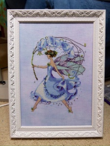 Bluebell framed