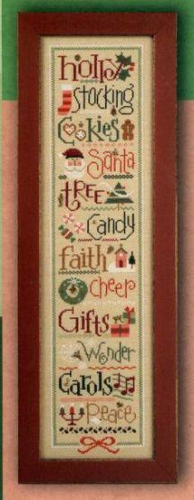 Lizzie*Kate - Christmas flip-its