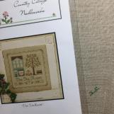 Before: The Tea Room by Country Cottage Needleworks