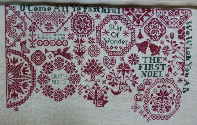 Quaker Christmas II by ByGone Stitches