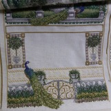 English Garden Sampler by Teresa Wentzler