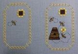 Bee Keeper Scissor Keeper by Cindy Valentine