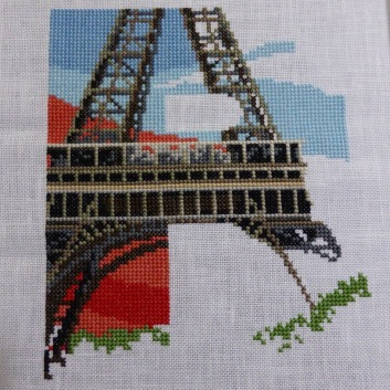 Before: Paris by Country Threads