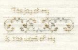 Butterflies and Hearts Needleroll by Lorri Birmingham