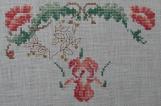 Le Jardin Silk Sampler by Just Cross Stitch