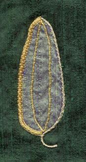 Goldwork Pea