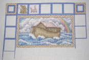 Noah's Ark by Teresa Wentzler