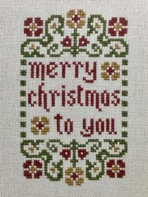"""""""Merry Christmas to You"""" by My Big Toe"""