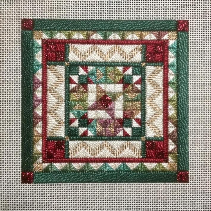 """""""Holly and Ivy"""" freebie by Laura J Perin Designs"""