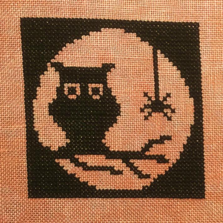 """""""Owl"""" freebie by Jacquie Morris"""