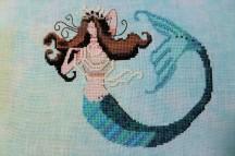 Mia mermaid by Nora Corbett