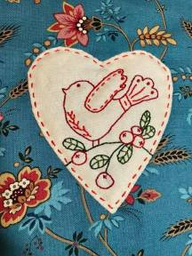 Hearts & Berries by Marg Low