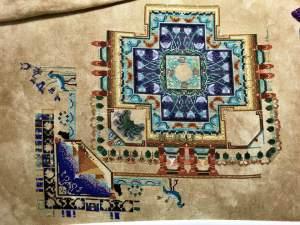 Egyptian Garden Mandala 24Nov2018